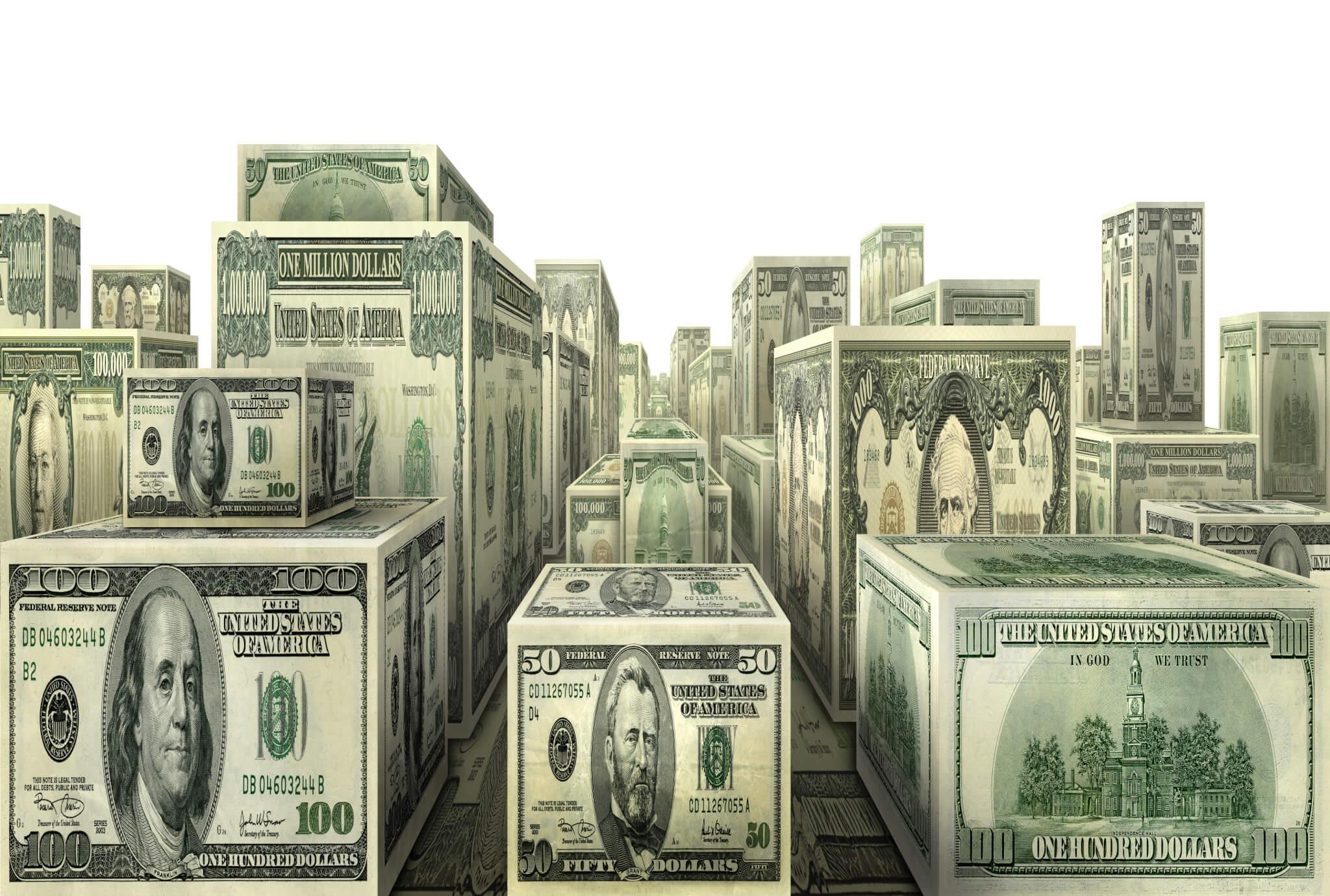 City Made of Money
