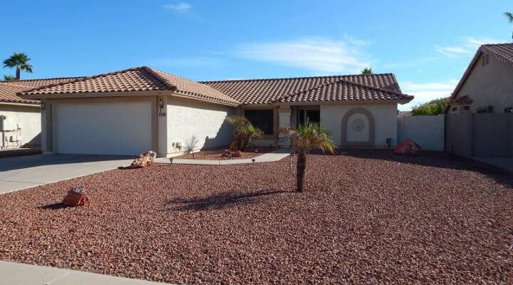 1,450 SF Home In Peoria, Arizona