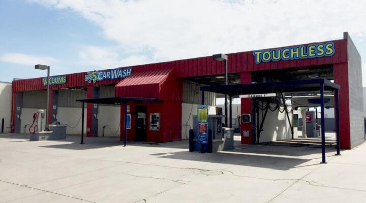 Self Service Carwash in Mesa, Arizona