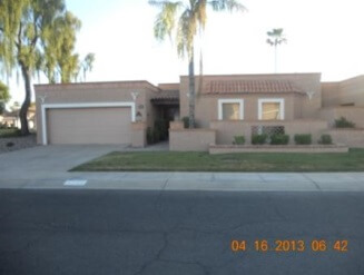 Chapter 11 Bankruptcy Trustee Over 2300 SF Home in Scottsdale, Arizona
