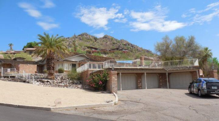 Chapter 11 Trustee Over 4200 SF Home in Paradise Valley