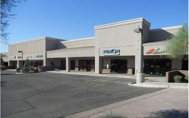 Multi-Tenant Retail Center in Phoenix, Arizona