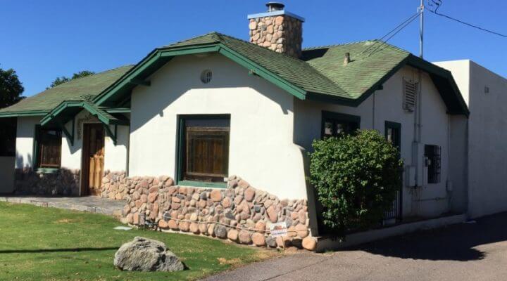 Single Tenant Office Building in Historic District, Central Phoenix, Arizona