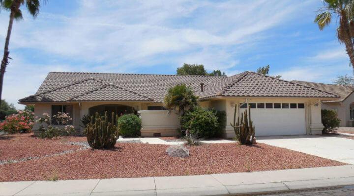 2,000 SF Home In Sun City West, Arizona
