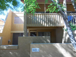 1,300 SF Townhouse In Phoenix, Arizona