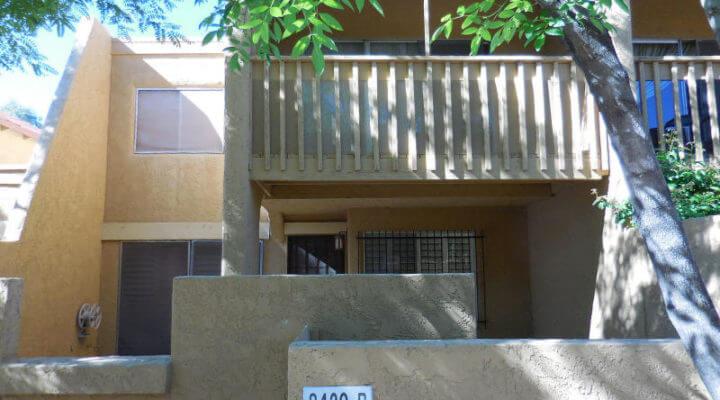 1,300 SF Townhouse In Phoenix, Arizona