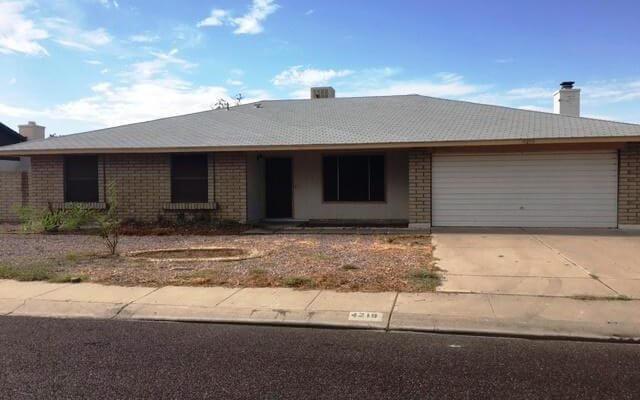 1,800 SF Home in Glendale, Arizona