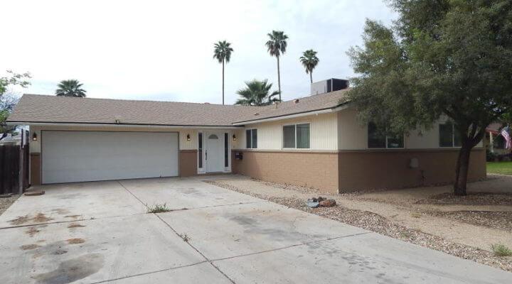 1,500 SF Home In Phoenix, Arizona