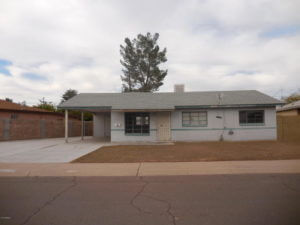 1,200 SF Home In Tempe, Arizona