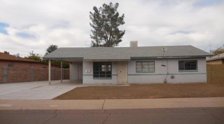 1,200 SF Home In Tempe, Arizona
