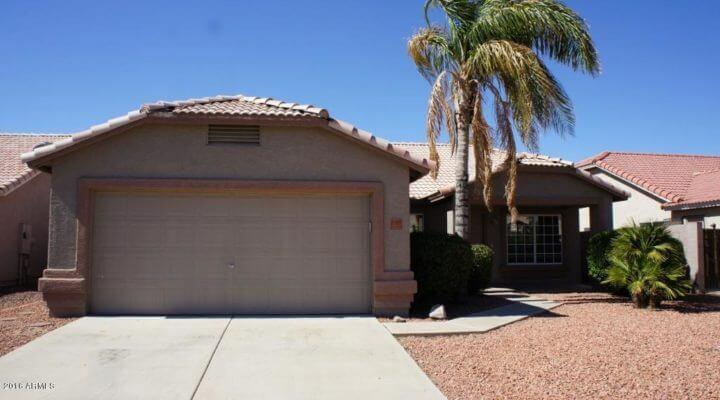 1,700 SF Home In Avondale, Arizona