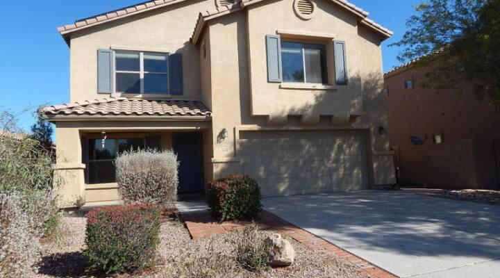 2,000 SF Home In Casa Grande, Arizona