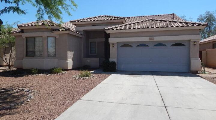 1,900 SF Home In Glendale, Arizona