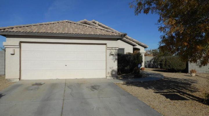 1,700 SF Home In Glendale, Arizona