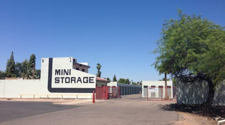 Chapter 11 Bankruptcy Trustee Over 300+ Unit Mini Storage Facility, Arizona
