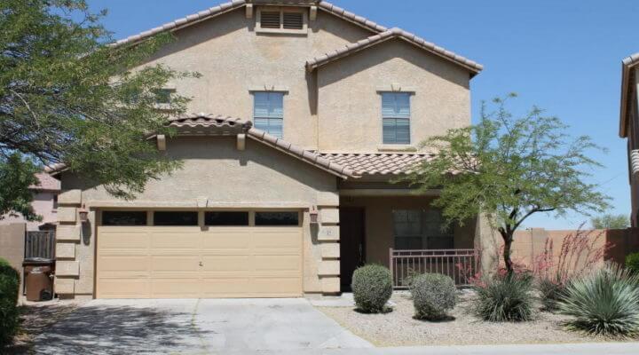 2,500 SF Home In Queen Creek, Arizona