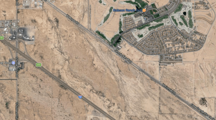 Chapter 11 Bankruptcy Trustee Over 577 Acres in Eloy, Arizona