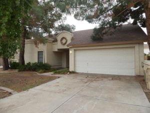 1,500 SF Home in Glendale, Arizona