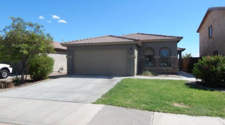 1,650 SF Home In Maricopa, Arizona