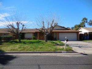 1,550 SF Home In Mesa, Arizona