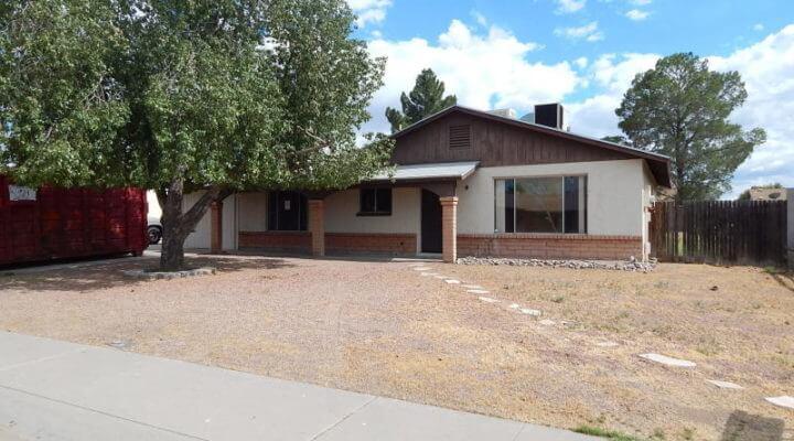1,400 SF Home In Peoria, Arizona