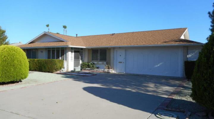 1,700 SF Home In Sun City, Arizona