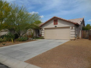 1,850 SF Home in San Tan Valley, Arizona