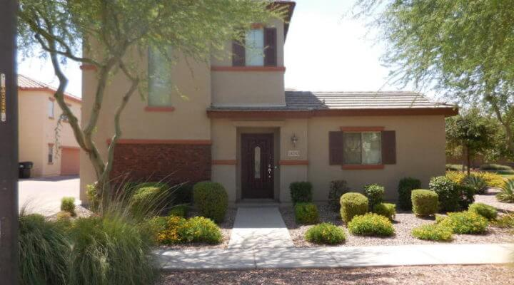 1,250 SF Home In Surprise, Arizona