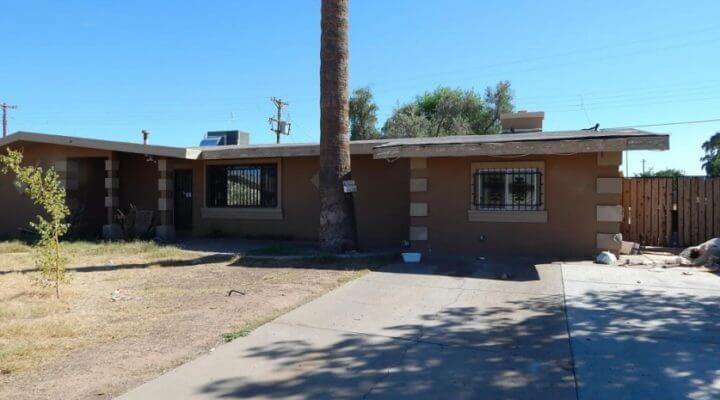 1,900 SF Home In Phoenix, Arizona