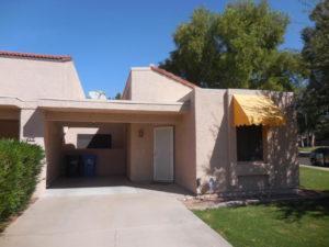 1,000 SF Patio Home in Phoenix, Arizona