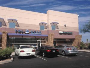 Flex-Office/Industrial Condominiums in Peoria, Arizona
