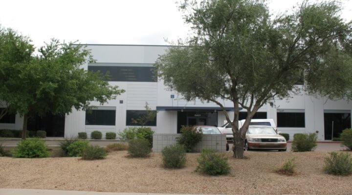 40,000 SF Office Building in Black Canyon Corridor, Phoenix, Arizona