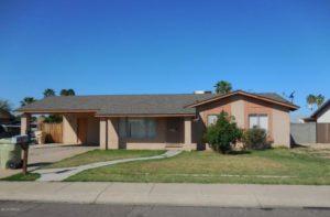 1,300 SF Home In Glendale, Arizona