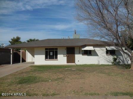1,100 SF Home In Phoenix, Arizona