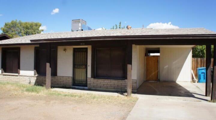 1,300 SF Home In Phoenix, Arizona