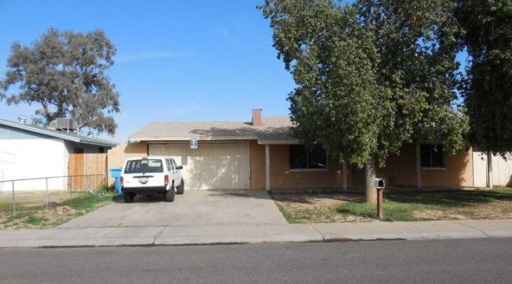 1,250 SF Home in Phoenix, Arizona