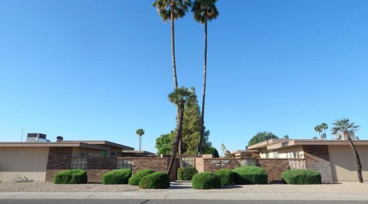 1,050 SF Townhouse In Sun City, Arizona