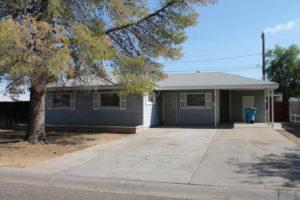 1,000 SF Home In Phoenix, Arizona