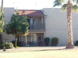 1,100 SF Condominium In Sun City West, Arizona