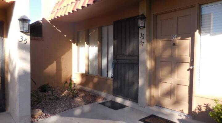 950 SF Condominium In Phoenix, Arizona