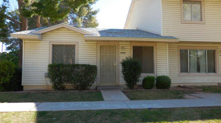800 SF Townhouse In Tempe, Arizona
