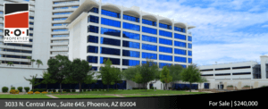 Office Condo in the Central Avenue Corridor, Phoenix, Arizona