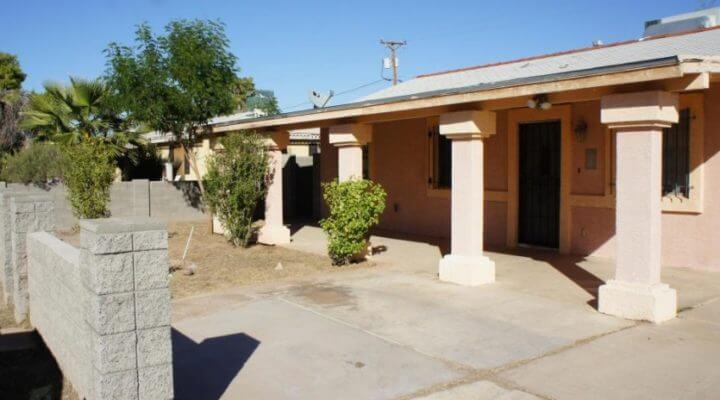 1,200 SF Home In Phoenix, Arizona