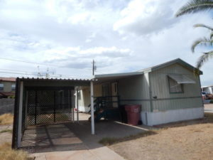 1,300 SF Mobile Home In Scottsdale, Arizona