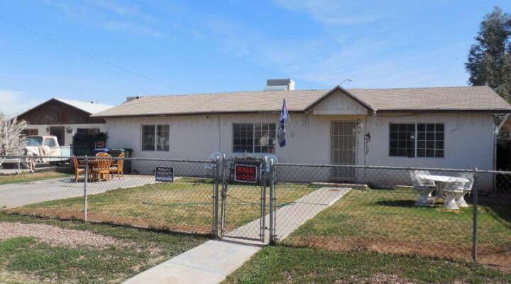 800 SF Home In El Mirage, Arizona