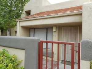 650 SF Townhouse In Mesa, Arizona