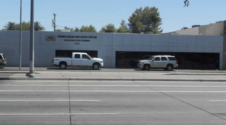 Retail Building in Central Phoenix, Arizona