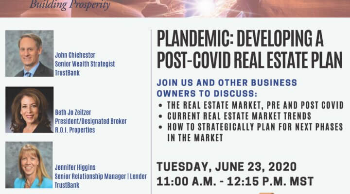 Developing a Post-Covid Real Estate Plan