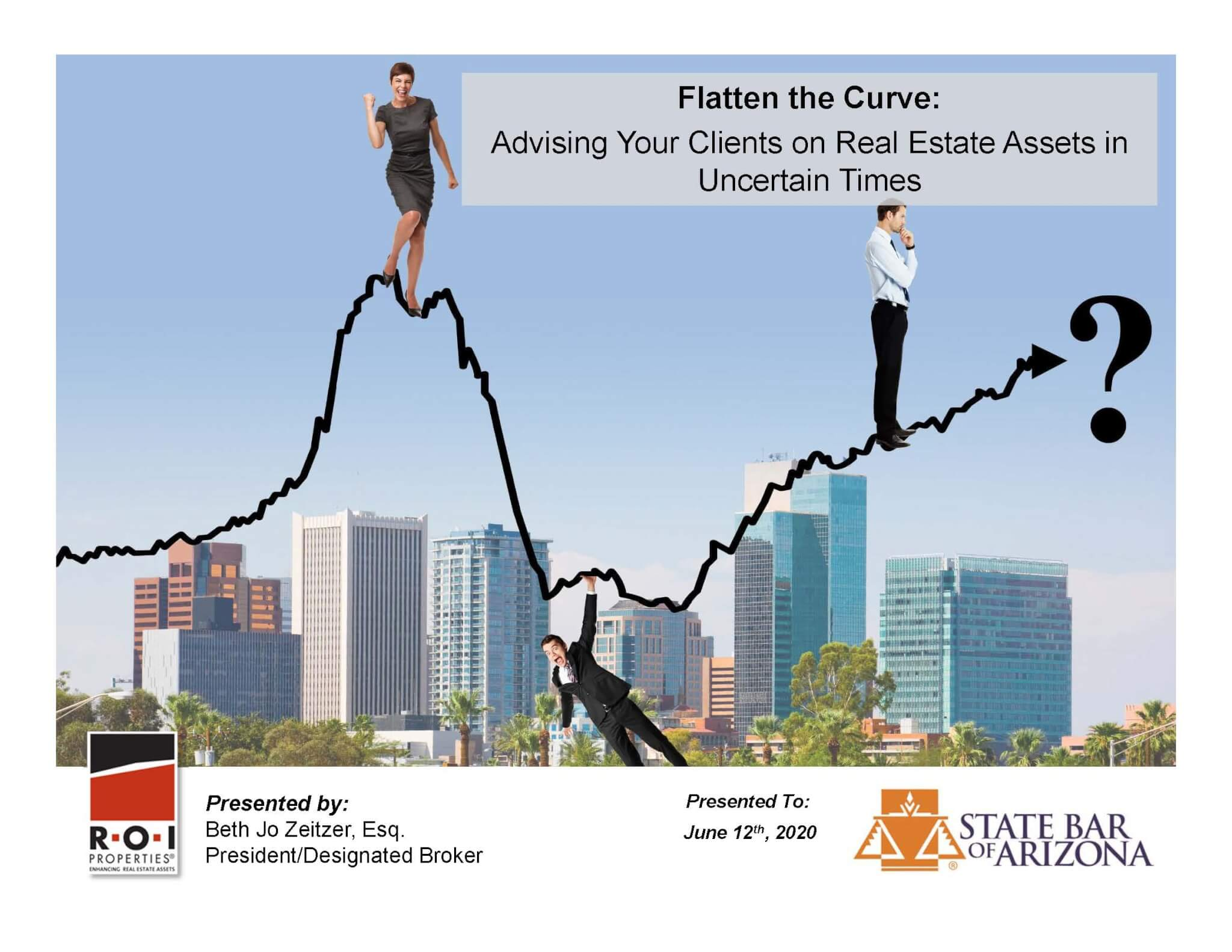 Flatten the Curve: Advising Your Clients on Real Estate Assets in Uncertain Times