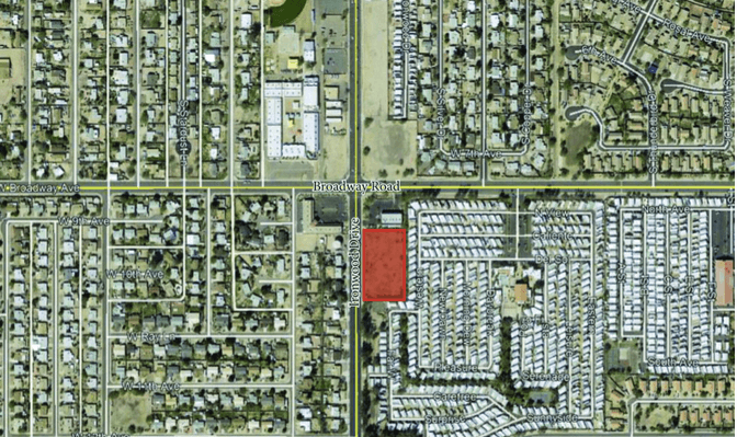 2.34 SF Commercial Land in Apache Junction